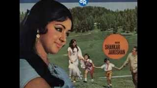 Zindagi Ek Safar Hai Suhana (Eng Sub) [Full Song] (HQ) With Lyrics - Andaz