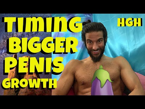 Oportunity Bigger Penis Growth!! Raise Testosterone HGH!! from YouTube · Duration:  20 minutes 32 seconds
