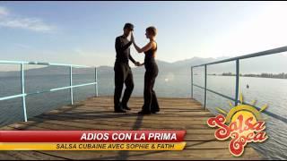 Cours de Salsa Cubaine: ADIOS CON LA PRIMA