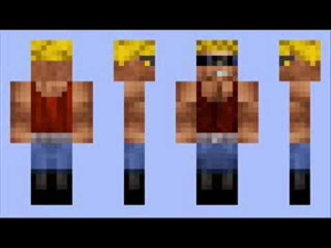 Duke Nukem Minecraft Skin (Free Download) - YouTube