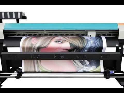 1 6m digital poster printing machine wer es160 eco solvent printer