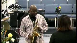 Gospel Saxophonist - Thank You