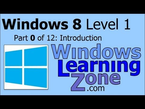 Windows 8 tutorial #1: introduction to the windows 8 start screen.