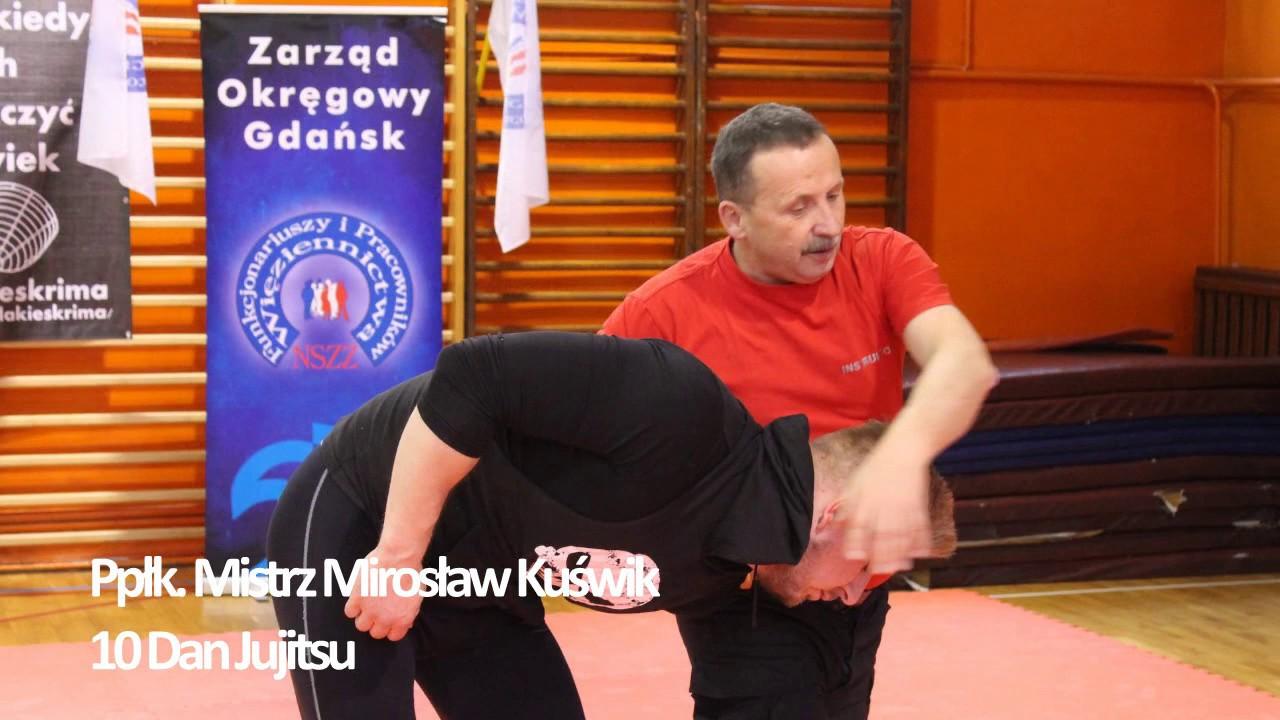 Szkolenie Przymus Bezpośredni   14 grudnia 2019  w Gdańsku