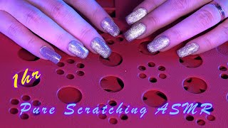 🎧ASMR SCRATCHING THAT WILL PUT YOU TO SLEEP in NO TIME 😴 NO TALKING / 1 HR