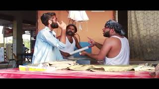 Tandoori Roti Prank   by nadir ali and sanata in p4 pakao 2018 nadir ali pranks