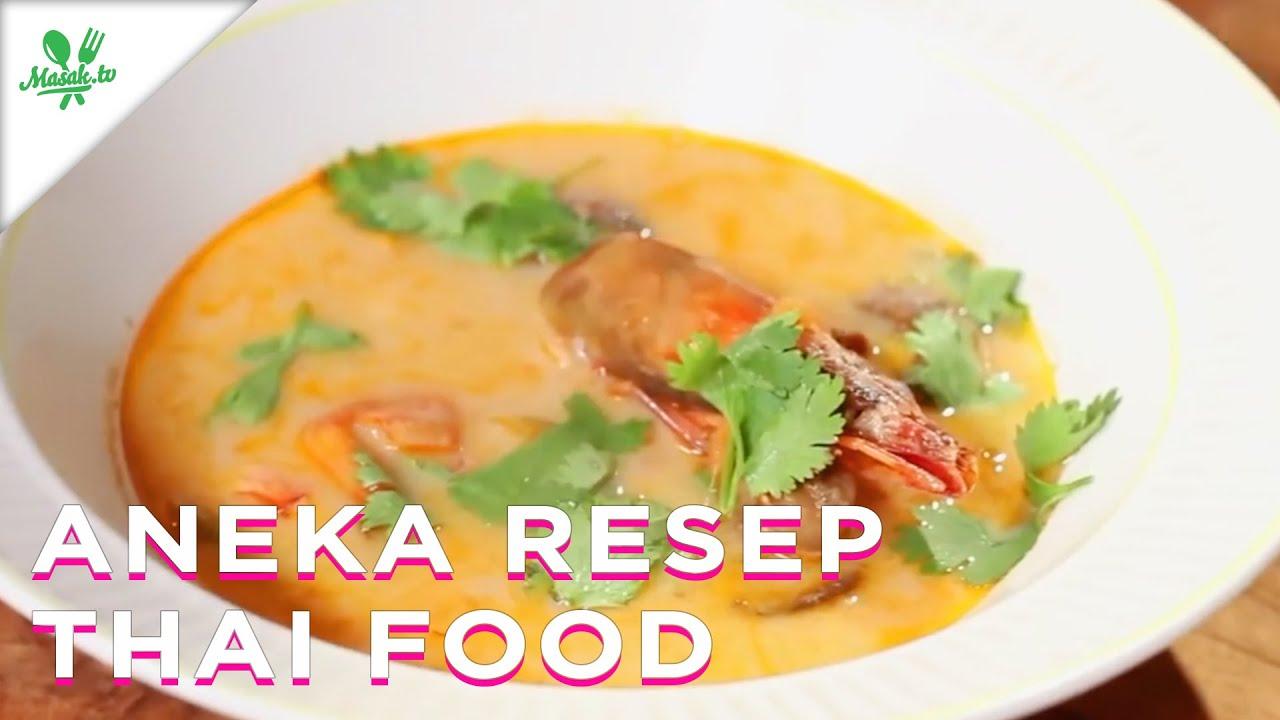 Aneka Resep Thai Food