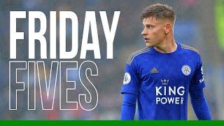 Harvey Barnes | Friday Fives | 2019/20