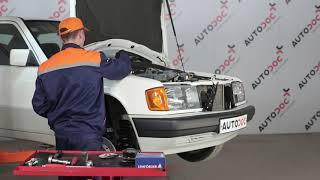 Réparation MERCEDES-BENZ 190 par soi-même - voiture guide vidéo