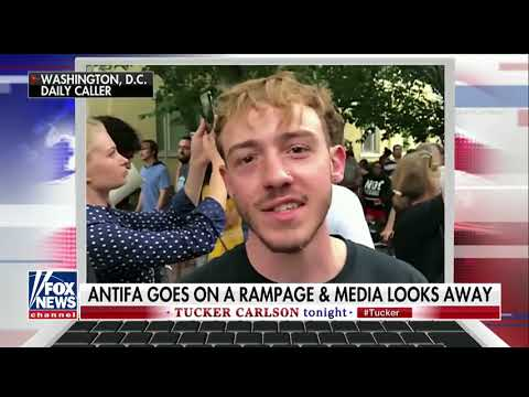 Antifa Protesters Threaten to Murder Trump, Chanting No USA At All!