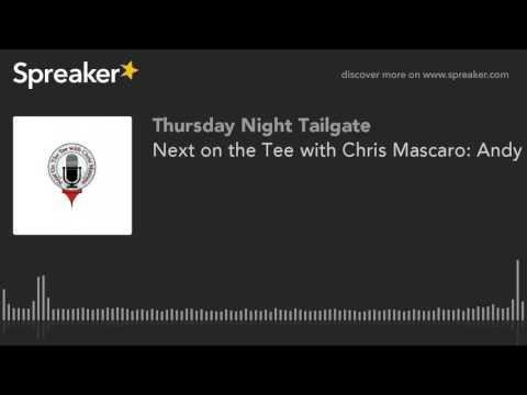 Next on the Tee with Chris Mascaro: Andy Melancon of Golfballs.com