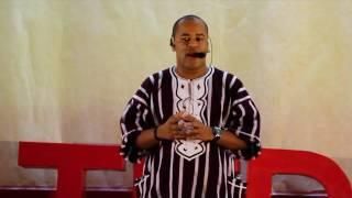 A Griot's Tale | Zubin Cooper | TEDxMonrovia