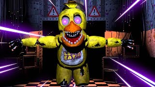 FIVE NIGHTS AT FREDDY'S 2: WITHERED CHICA SE UNE A LA FIESTA | FNAF 2 (Noche 4)