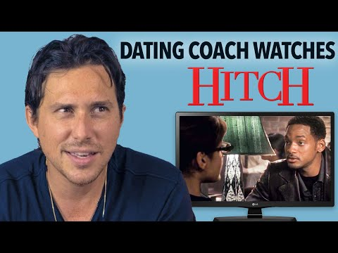 Dating Expert Reacts To HITCH (Will Smith & Eva Mendes) | Bar Scene | RomCom Review