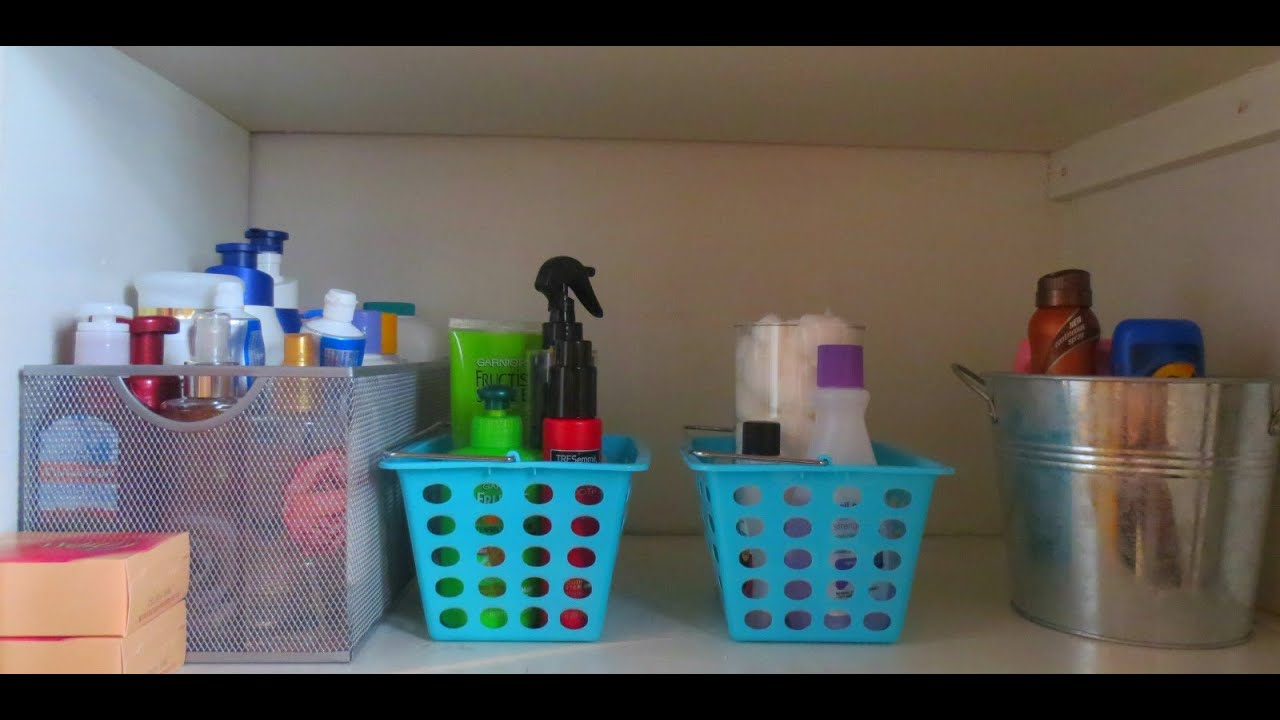 Ideas para organizar productos varios limpieza y for Ideas de decoracion reciclando
