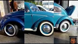 Fusca 1964 de Diadema ao Rio de Janeiro - Garage 67