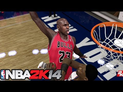 NBA 2K14 - Next-Gen Official Legends Gameplay Trailer HD