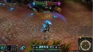 Reaper Hecarim League of Legends Skin Spotlight