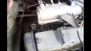 видео Потеря мощности двигателя ваз 2108  2109  21099