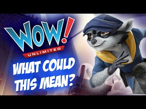 What Does This Mean For The SLY COOPER MOVIE? Rainmaker to WOW! Unlimited Media Inc?