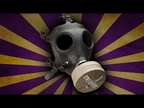 Israeli Civilian Gas Mask Unboxing