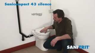 SANICOMPACT 43 SILENCE - SANITRIT