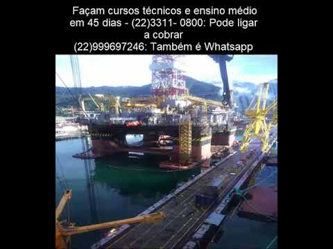 Macaé: o Monstro Offshore voltou - Macaé oil and gas Brazil