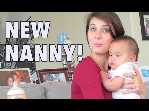 OUR NEW NANNY! - October 01, 2014 - itsJudysLife Daily Vlog