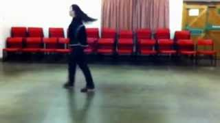 Knock Knock Line Dance