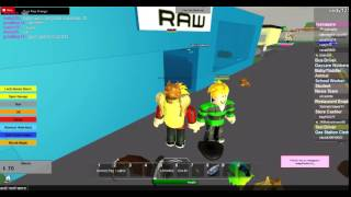 Don de cheveux et disco thouan à Roblox Dif Town Of Robloxia