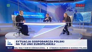 Rozmowy niedokończone: Sytuacja gospodarcza Polski na tle Unii Europejskiej cz.I