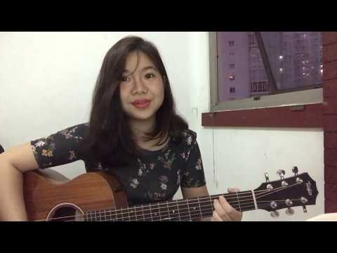 CRAZY RICH ASIANS OST - CAN'T HELP FALLING IN LOVE || covered by Ester Bunga Jans
