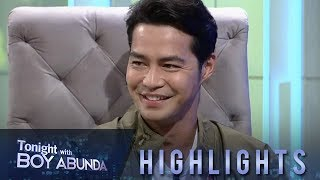 TWBA: Zanjoe talks about Angelica's loyalty in terms of love relationship