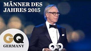 """GQ Männer des Jahres 2015: Tommy Hilfiger erhält Preis in der Kategorie """"Mode"""""""