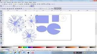 Урок 1. Робота з графічними примітивами у векторному графічному редакторі Inkscape на xeol.com.ua