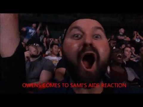 NEW INTRO | WWE Live Event | Baron Corbin...