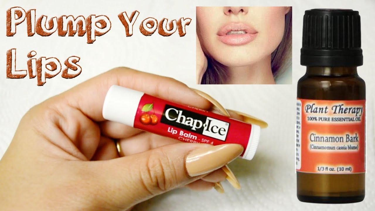 DIY Lip Plumper: Cinnamon Chapstick! ☆ Zhyna