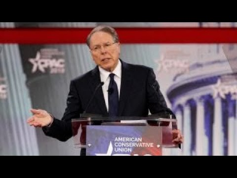NRA chief: Idea that armed security makes us less safe is ridiculous