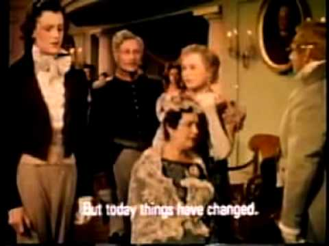 Eugene Onegin, Russian Movie Clip 4