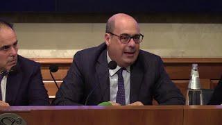 Ius Soli, Zingaretti a Di Maio: