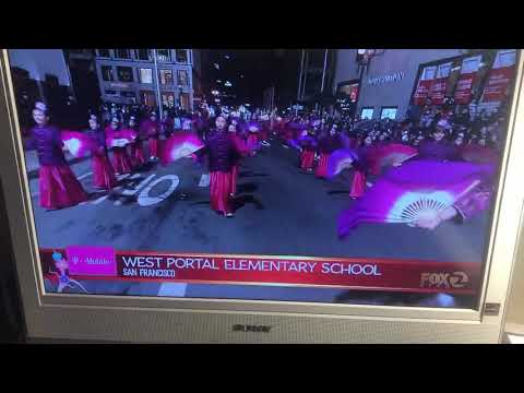Chinese New Year Parade San Francisco West Portal Elementary School for T Mobile Feb/8/2020