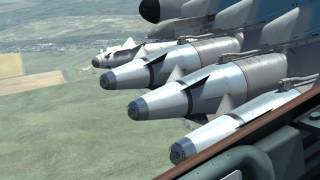 DCS:WORLD-SU-25T- ROCKET S25L / PT-BR