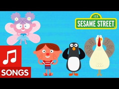 Sesame Street: Head Shoulders Knees and Toes