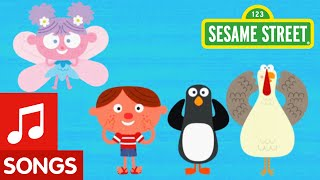 Sesame Street: Heads Shoulders Knees And Toes