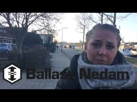Bouwvrouw: Eerste weken bij Ballast Nedam