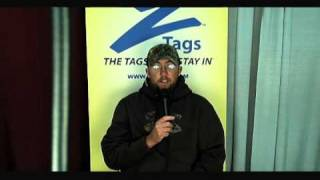 Ryan's Z Tags Testimonial From 2010 World Dairy Expo