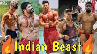 🔥Most Popular Indian Beast Viral Tiktok Videos 2020🔥|💪 Bodybuilder💪 | Gym Lover | Tiktok #72