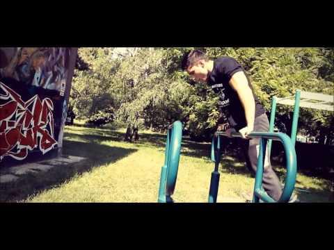 Street Workout motivation #1 - Danijel Švec (Street Brothers)