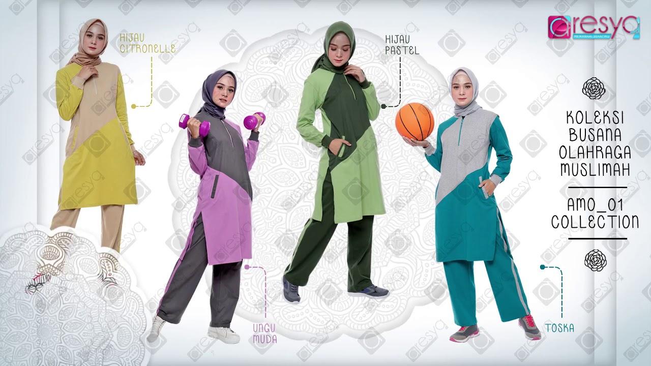 30+ Contoh Model Baju Olahraga Muslim - Fashion Modern dan ...