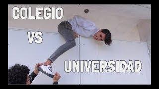 COLEGIO VS UNIVERSIDAD   KikeJav